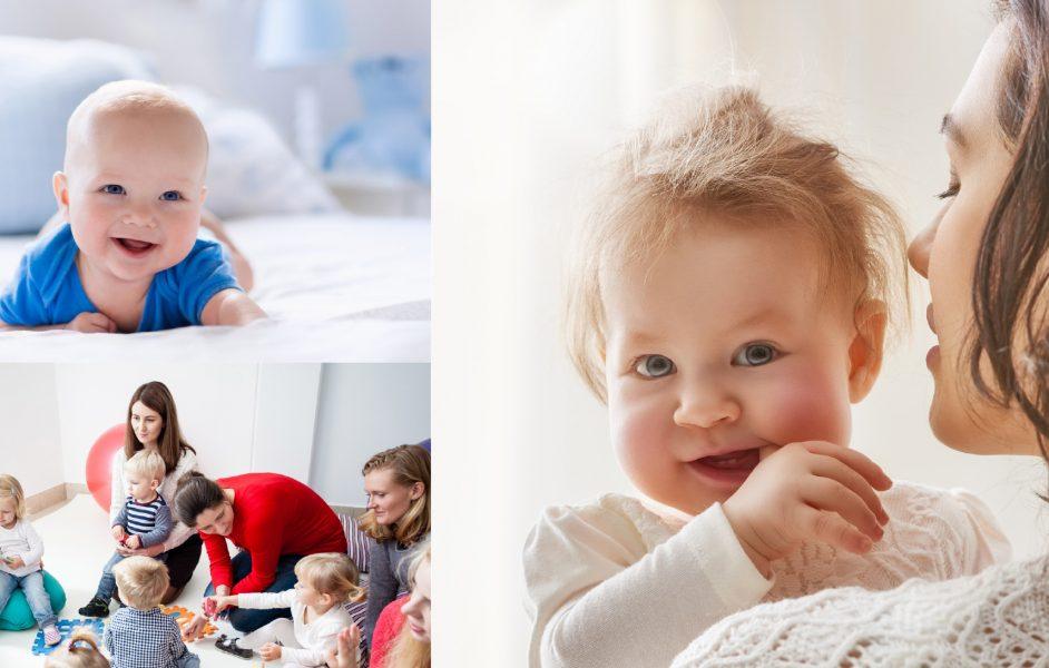 Kurse für junge Familien