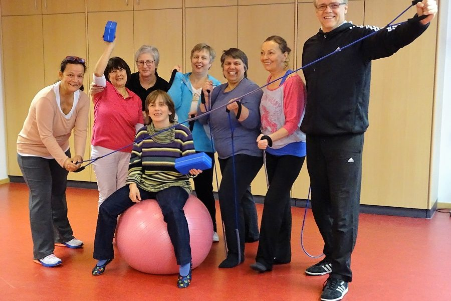 Präventives und rehabilitatives Training